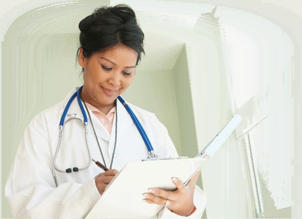 doctor-take-notes