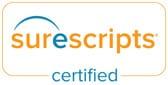 Surescripts Certified color Partners   e Prescribing