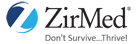 ZirMed id with tagline web Partners   Clearinghouses