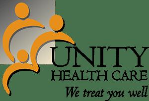 unity health care logo