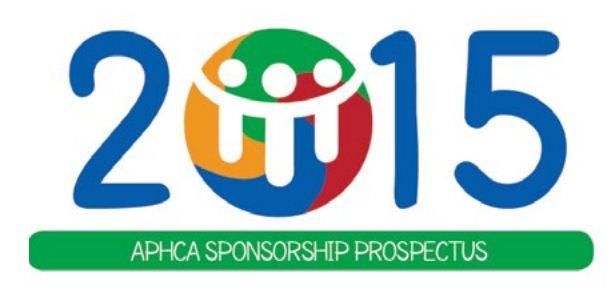 2015 APHCA's 30th Annual Conference & Tradeshow