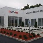 CityMD urgent care center.