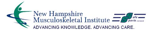 NHMI 17Th Annual Orthopaedic Winter Meeting