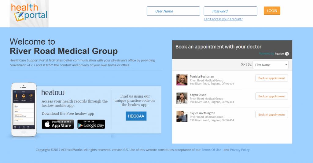 river-road-medical-group-patient-portal