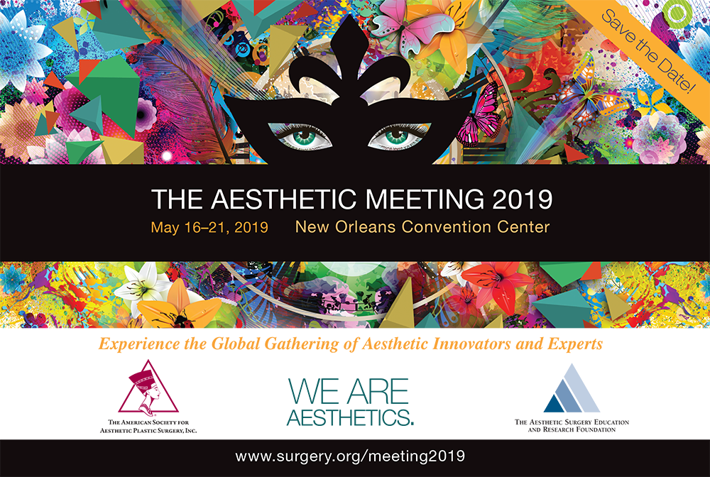 The Aesthetic Meeting 2019