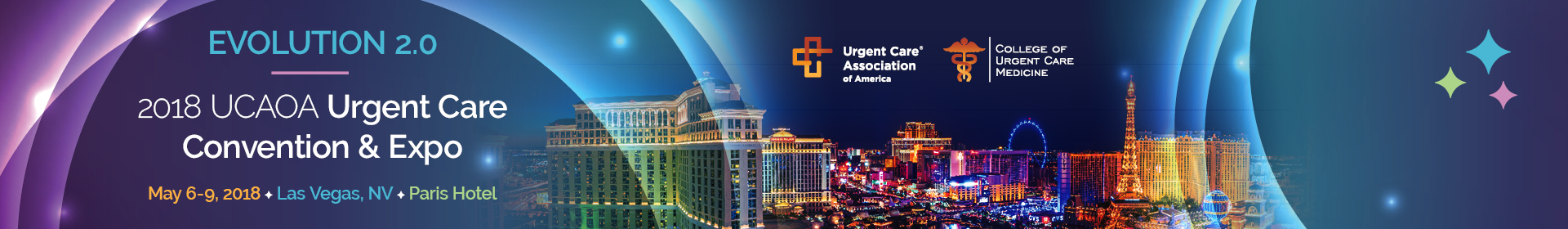 2018 UCAOA Urgent Care Convention & Expo: Evolution 2.0