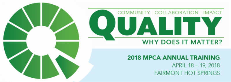 2018 MPCA Annual Training
