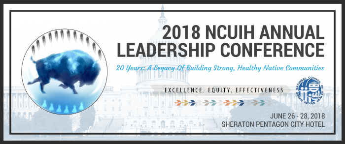 2018 NCUIH ANNUAL LEADERSHIP CONFERENCE