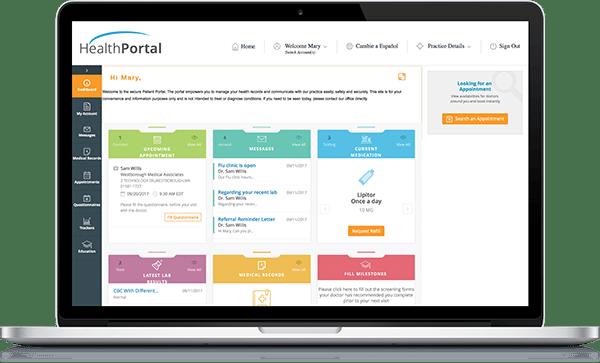 pat-patient-portal-dashboard