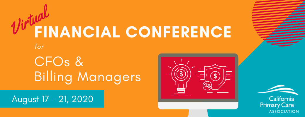 Virtual Financial Conference for CFOs & Billing Managers