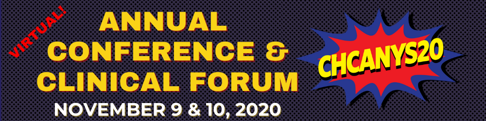 CHCANYS20 Annual Conference & Clinical Forum