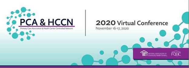 NACHC PCA & HCCN 2020 Virtual Conference