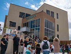 HealthCore building