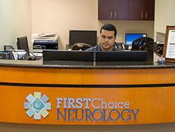 First Choice Reception Desk