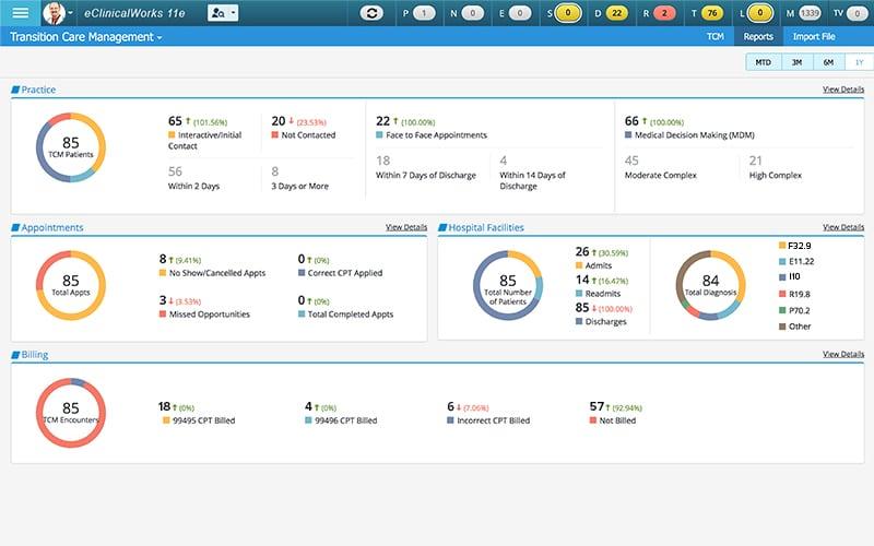 population-health-transition-of-care-management-report-screenshot